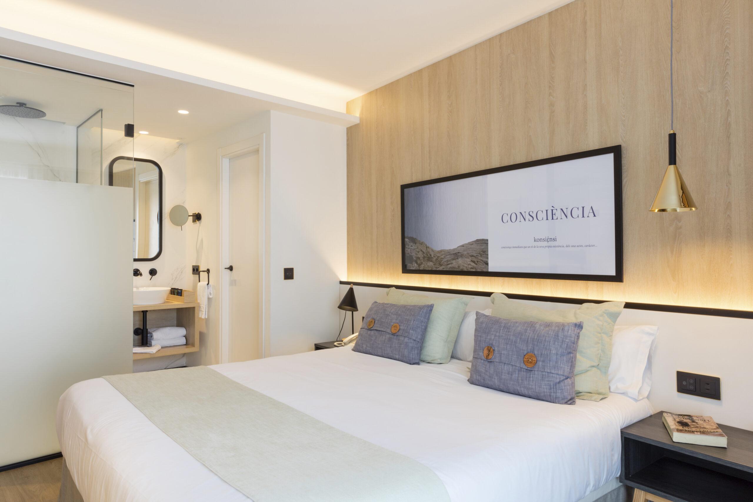 Ars Magna Bleisure Hotel - Habitación Doble Estándar - Cama de matrimonio