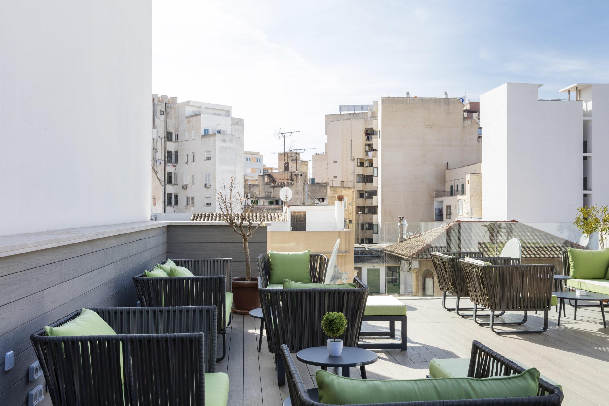 Ars Magna Bleisure Hotel - Terrace