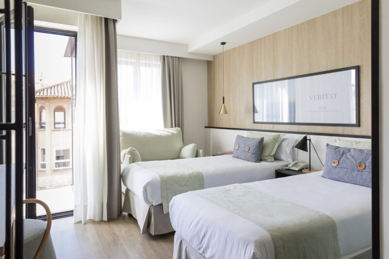 Ars Magna Bleisure Hotel - Habitación Doble Estándar - Camas Individuales