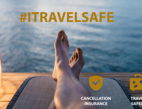 Stay safe with our SAFE travels rate